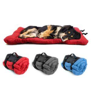 מיטה לכלב לטיולים עמידה למים מתקפלת לנשיאה נוחה