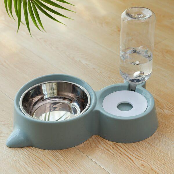 HOOPET בקבוק מים לחיות מחמד כלב קערות לכלבים קטן גדול כלבי כלבלב חתול שתיית קערת Dispenser מזין לחיות מחמד מוצר