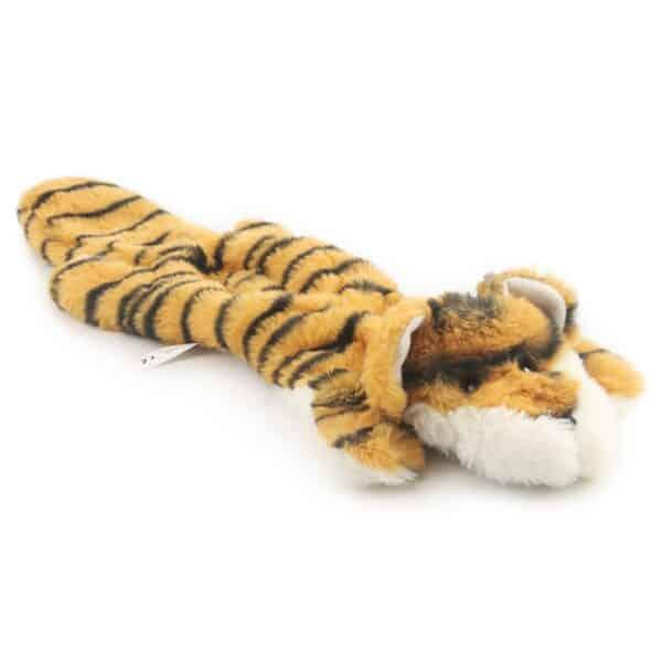 רך בפלאש בעלי החיים חיות מחמד צעצוע חמוד קטיפה זברה חורק צעצועי נמר קול כלב צעצוע