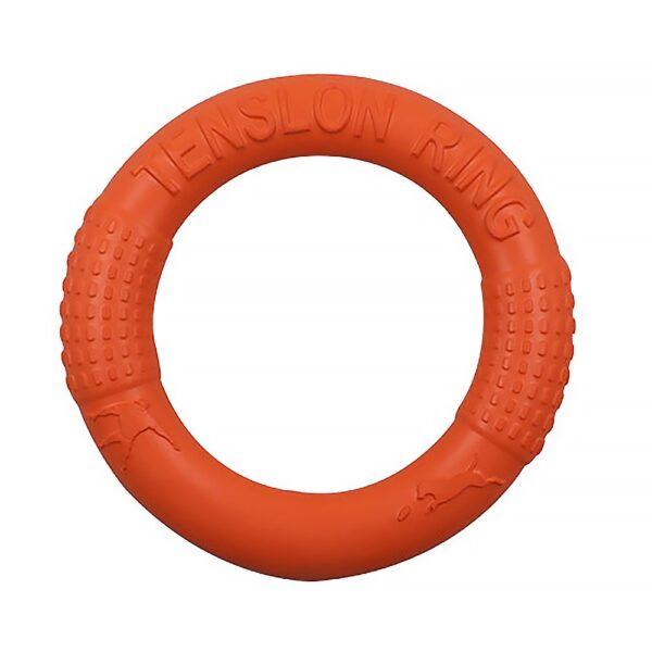 טיסה לחיות מחמד דיסקים EVA כלב אימון טבעת חולץ עמיד ביס צף צעצוע גור חיצוני אינטראקטיבי משחק משחק אספקת מוצרים